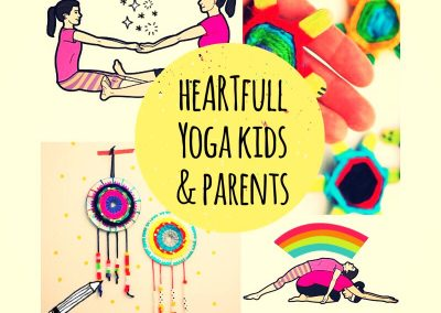 heARTfull Kids en Parents (kinder yoga)
